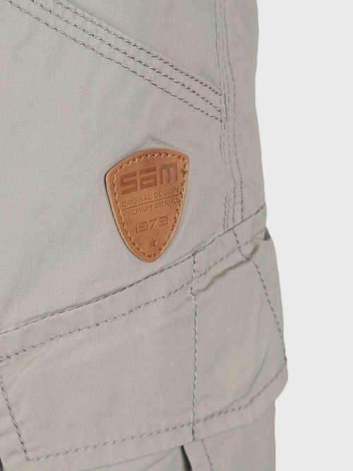 Bawełniana spódnica z kieszeniami
