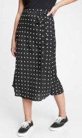 Damska długa spódnica GAP w nowoczesny wzór wykonana z wysokiej jakości tkaniny